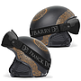 DUBARRY Goggle - Black silver
